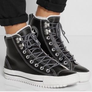 Converse All Star Hiker Leather Hightop